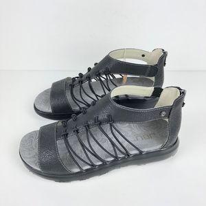 14db1403c JBU by Jambu Women s Aruba Gladiator Sandals Black